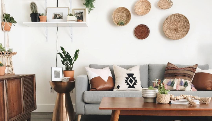Retro, relaxed and reorganised! The 2019 home trends you need this spring