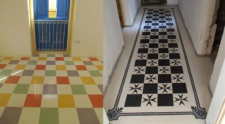 Malta Tiles