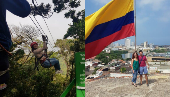 The adventure of a lifetime in Colombia & Costa Rica – Yanika & Shaun