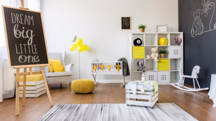 A Room that Grows with your Child