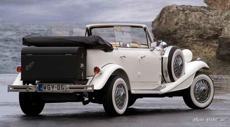 Aquilina Bridal Cars