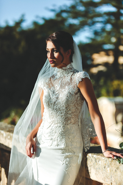 Our Wedding Guide's annual fashion shoot is bursting with bridal inspiration