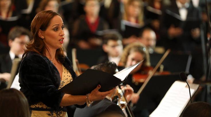 Claire Caruana - Soprano