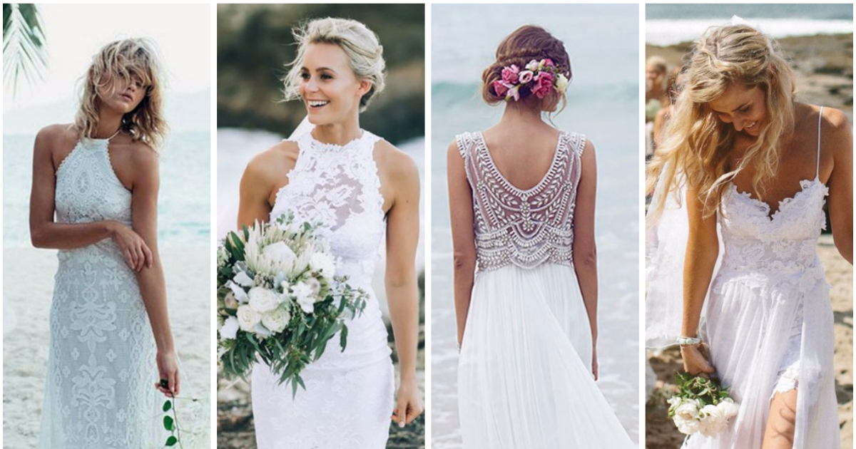 Choosing The Perfect Honeymoon: 10 Tips For Choosing The Perfect Beach Wedding Dress