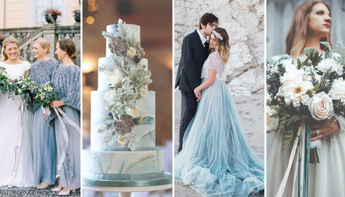 The 4 most popular seasonal wedding colour palettes for 2019The 4 most popular seasonal wedding colour palettes for 2019