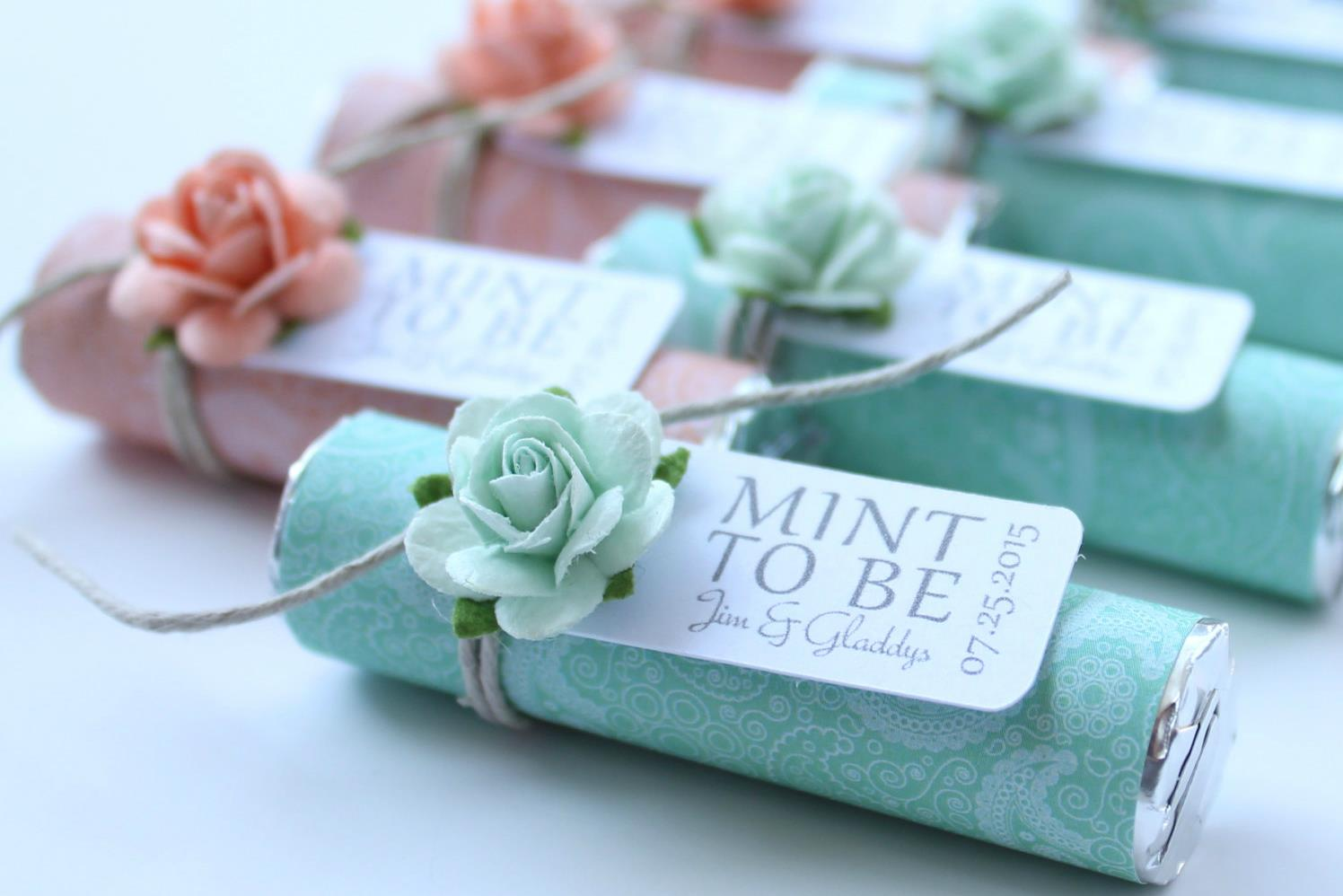 Sweets For My Sweet Edible Wedding Favours