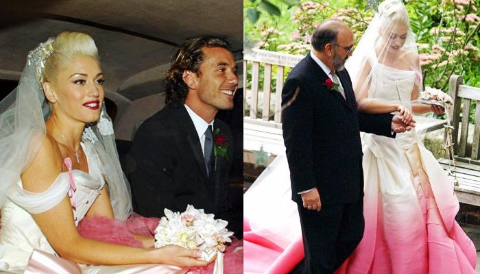 Iconic Wedding Dresses Part 3 Celebs