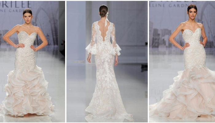 7 Wedding Dress Trends That Will Take Over In 2018