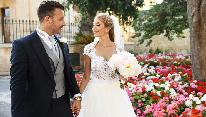 The laws of attraction – Valentina & Albert