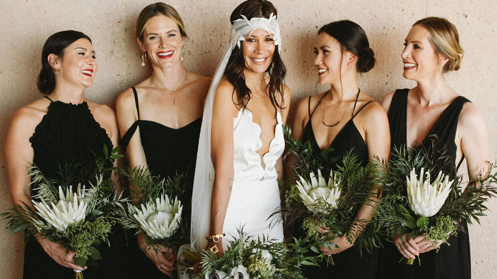 296caa763 11 reasons why you should have your bridesmaids wear black