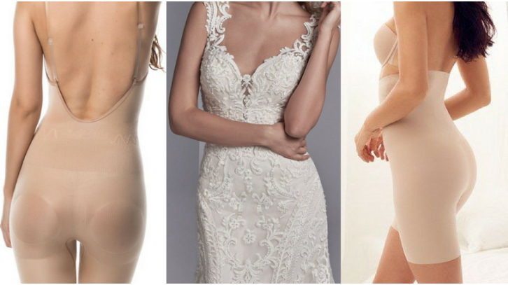 809cb96037f How to choose the best shapewear for your wedding day