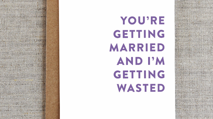 What to Write in a Wedding Card – Funny Wedding Wishes Cards