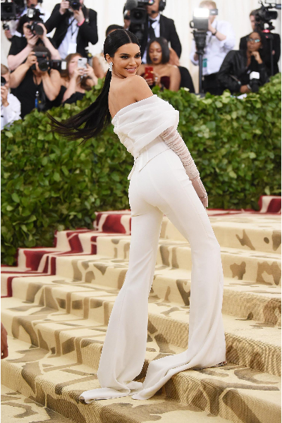 2. Kendall Jenner