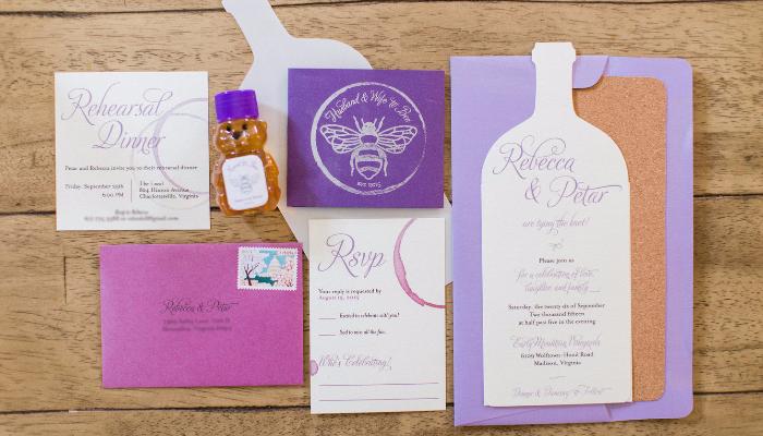 Non Traditional Wedding Invite Wording: Non-traditional Wedding Invitations For The Quirky Couple