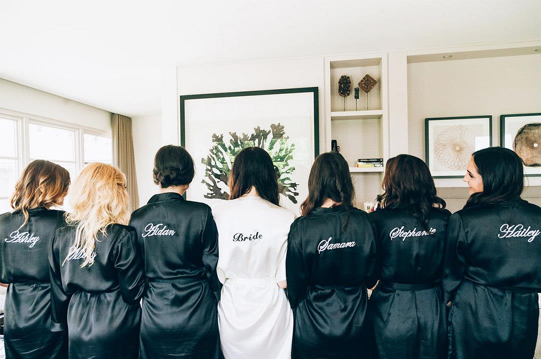 Can You Have Too Many Bridesmaids?