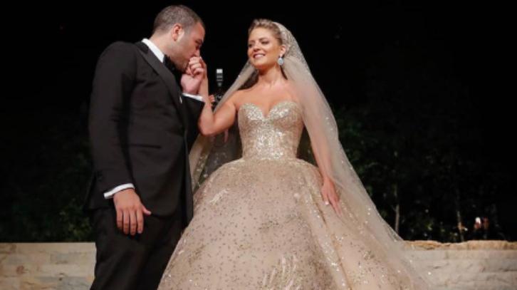 Elie Saab Wedding Dresses.Fashion Royalty Elie Saab Designed The Most Stunning Wedding Dress