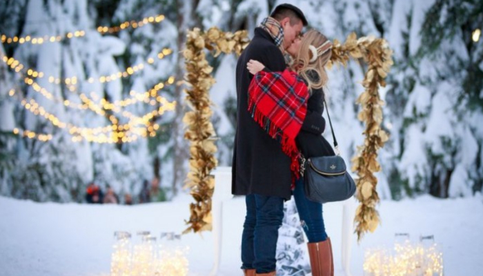 5 festive proposals that will move you to tears