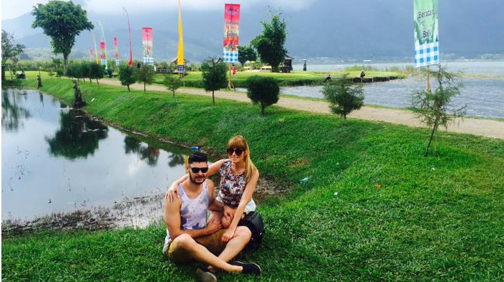 Bound for Bali: Marilyn & Christian