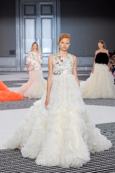 The Cream of the Crop: Couture Wedding Gowns